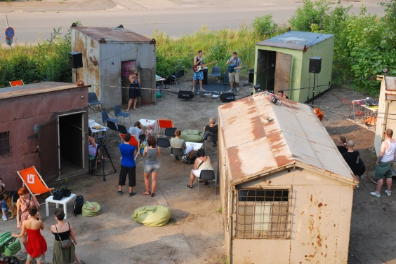 Solidarność Camp, foto Marta Szymańska