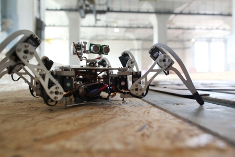 Grzegorz Klaman, Machines Return to Factories, 2012, foto 8485